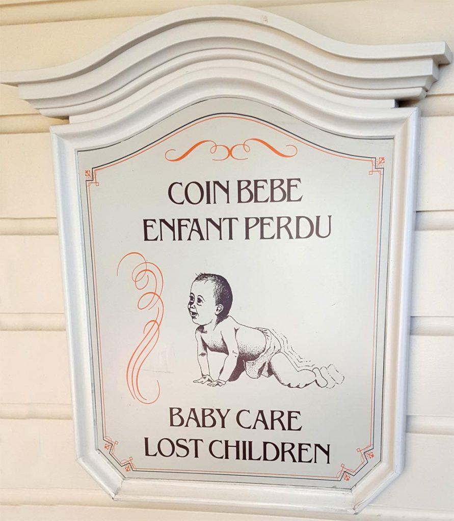 Baby Care Center - Lost Children