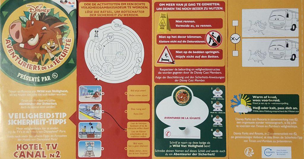 Flyer: Abenteurer der Sicherheit