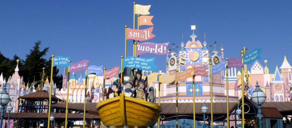 It´s a small World