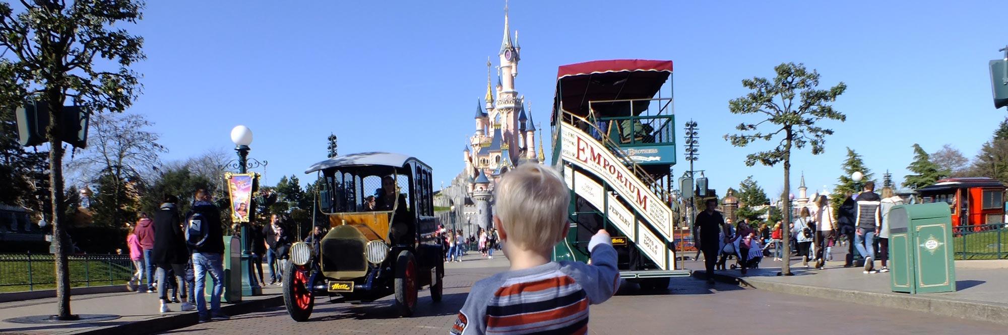 Neues über das Disneyland Paris & Disney